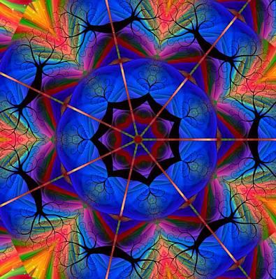 Digital Art - Arellano by T T