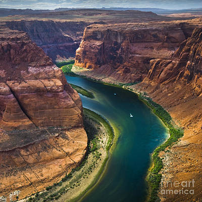Photograph - Around The Bend by Ryan Heffron