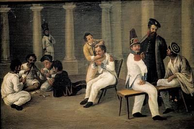 The Main Photograph - Arrieta, Jos� Agust�n 1802-1874 by Everett