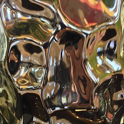 Glass Art Photograph - Art Glass by Mark David Gerson