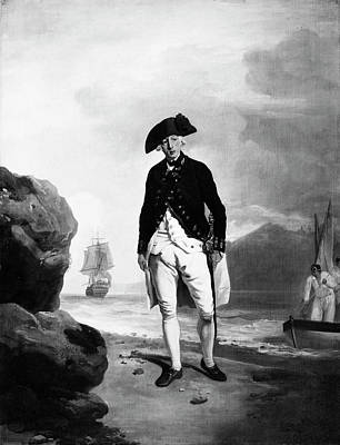 New South Wales Painting - Arthur Phillip (1738-1814) by Granger