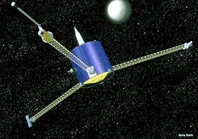 lunar prospector spacecraft - photo #18