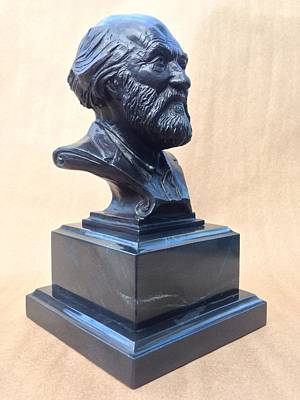Sculpture - Arvo Part by John Gibbs