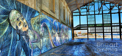 Photograph - Asbury Park Casino And Carousel House by Lee Dos Santos
