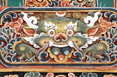 Asia, Bhutan, Punakha Print by Jaynes Gallery