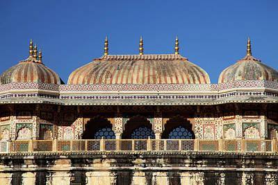 Amer Photograph - Asia, India Amber Palace by Kymri Wilt