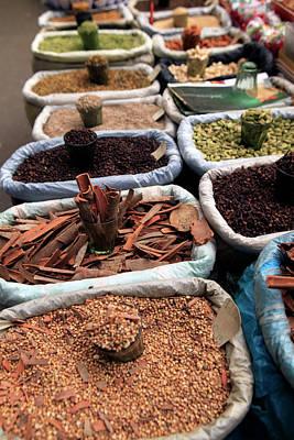 Local Food Photograph - Asia, India, Darjeeling by Kymri Wilt