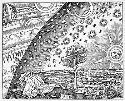 Astronomers Painting - Astronomer, 1530 by Granger