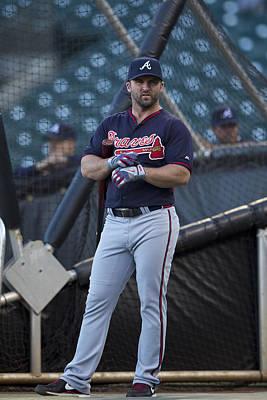 Photograph - Atlanta Braves V San Francisco Giants by Jason O. Watson