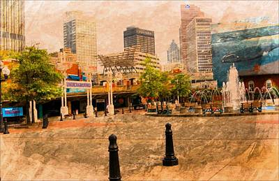 Photograph - Atlanta Georgia by Bob Pardue