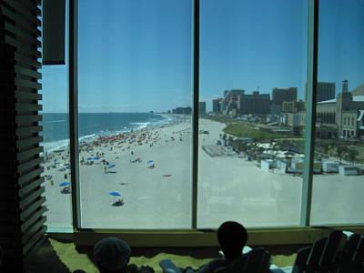 Atlantic City - 01134 Art Print
