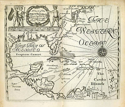 Cartography Photograph - Atlas Maritimus by British Library