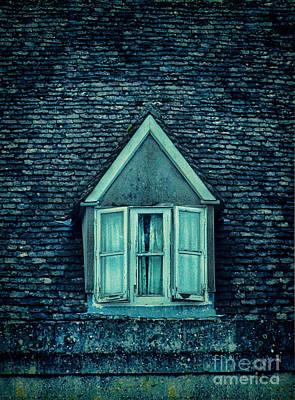 Photograph - Attic Window by Jill Battaglia