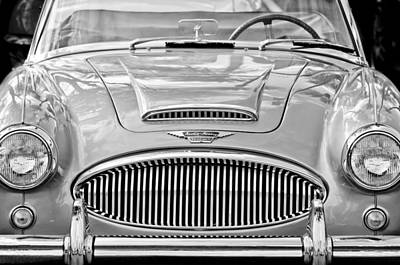 Photograph - Austin-healey 300 Mk II by Jill Reger