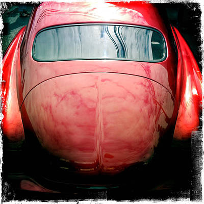 Photograph - Auto Sculpture by Randy Green