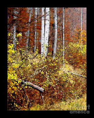Autumn Still Life Print by Odon Czintos