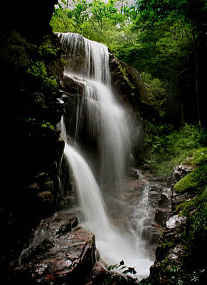 Photograph - Avalanche Falls by Heather Applegate
