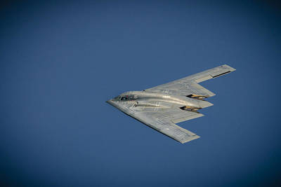 Photograph - B2 Bomber  by Bradley Clay