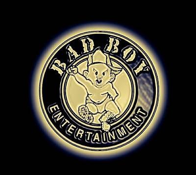 Bad Boy Art Print by Bad  Boy