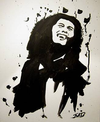 Painting - Badmarley by Robert Francis