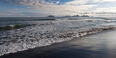 Bakkafjara Beach, South Coast, Iceland Art Print by Panoramic Images