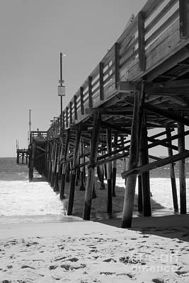 Photograph - Balboa Pier by Ana V Ramirez