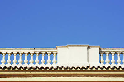 Balcony Photograph - Balcony by Joelle Icard