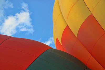 Photograph - Balloon Fantasy 14 by Allen Beatty
