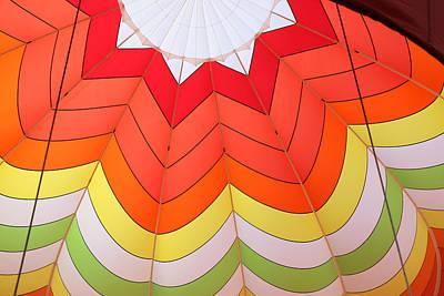 Photograph - Balloon Fantasy 15 by Allen Beatty