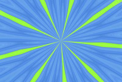 Photograph - Balloon Fantasy 2 by Allen Beatty