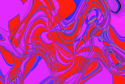 Photograph - Balloon Fantasy 3 by Allen Beatty