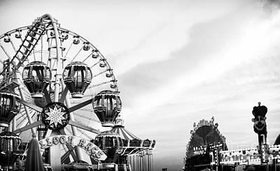 Photograph - Balloon Race by John Rizzuto
