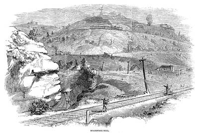 Ohio Painting - Baltimore & Ohio Railroad by Granger