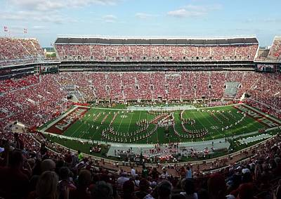 Bama A Panorama Art Print by Kenny Glover