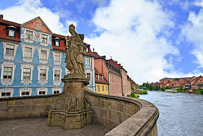 Bamberg, Germany, Bavaria, Queen Art Print by Miva Stock
