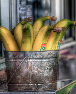 Photograph - Bananas by Bill Owen