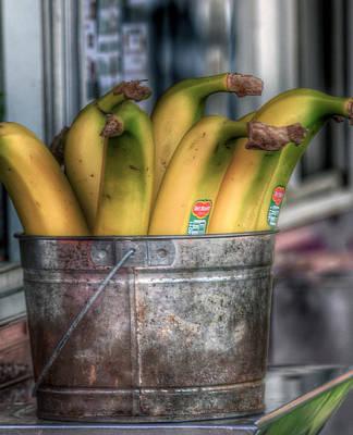 Photograph - Bananas by Bill Owen