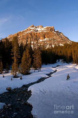 Travel - Banff National Park Scenic 2 by Terry Elniski