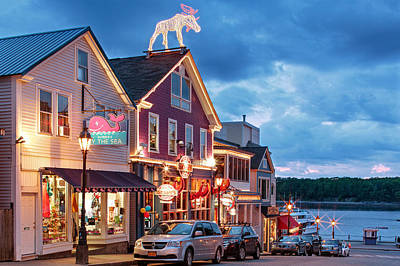 Photograph - Bar Harbor by Emmanuel Panagiotakis