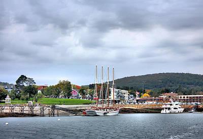 Photograph - Bar Harbor Maine by Kristin Elmquist