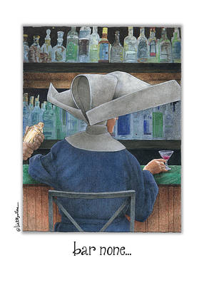 Bar None... Art Print