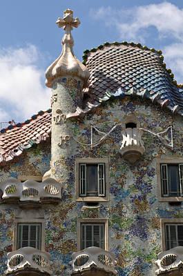 Just Desserts - Barcelona Spain by Brandon Bourdages