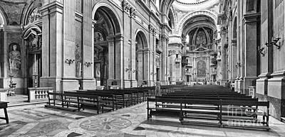Religious Art Photograph - Baroque Palace  by Jose Elias - Sofia Pereira