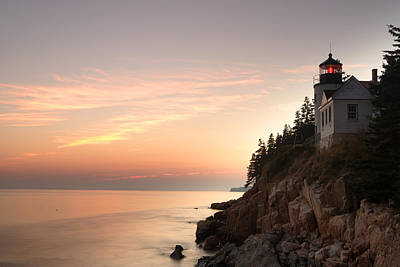 Photograph - Bass Harbor Lighthouse by Eric Foltz