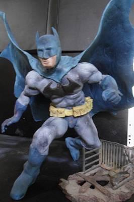 Sculpture - Batman by Luis Carlos A