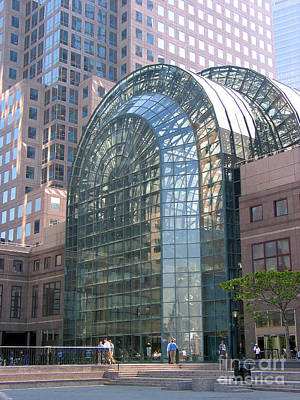 Photograph - Battery Park City Authority by Art Photography