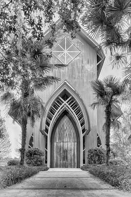 Photograph - Baughman Meditation Center  by Howard Salmon