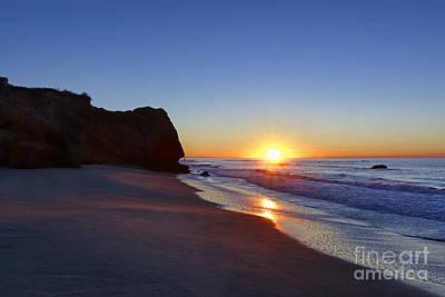Travel - Beach Sunrise by John Greim