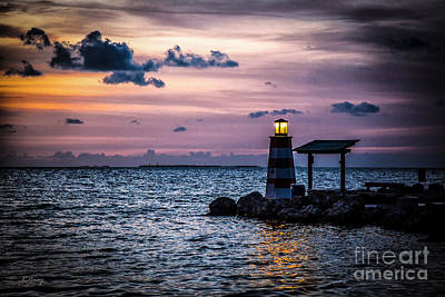 Photograph - Beacon Of Hope by Rene Triay Photography