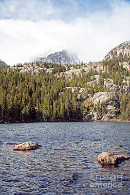 Photograph - Bear Lake In Rocky Mountain National Park by Fred Stearns